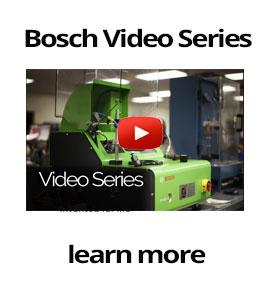 EPS 205 Bosch Test Stand & M&D Distributors