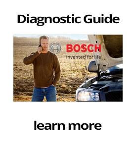 Bosch 815 test bench & M&D Distributors