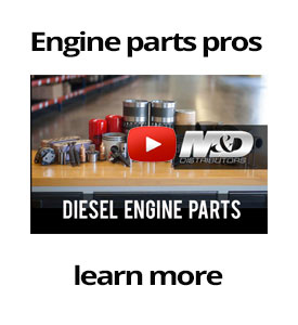 M&D Distributors.com diesel engine part professionals