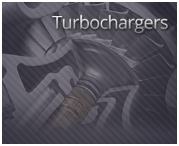 Diesel Engine Turbochargers
